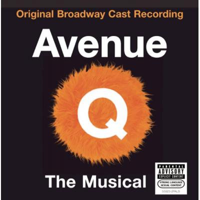 Avenue Q Soundtrack CD. Avenue Q Soundtrack