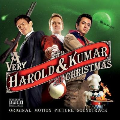 A Very Harold & Kumar 3d Christmas Soundtrack CD. A Very Harold & Kumar 3d Christmas Soundtrack