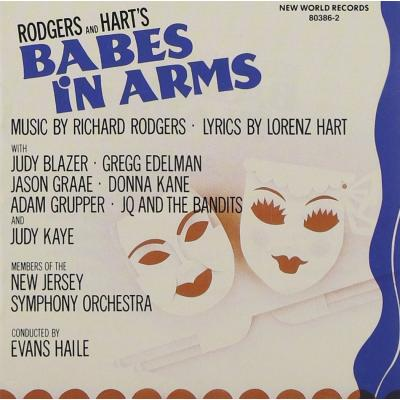 Babes in Arms Soundtrack CD. Babes in Arms Soundtrack