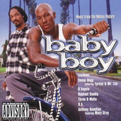 Baby Boy Soundtrack CD. Baby Boy Soundtrack