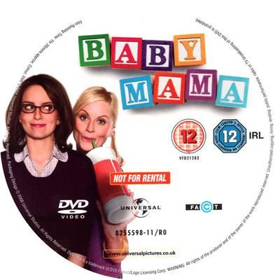 Baby Mama Soundtrack CD. Baby Mama Soundtrack