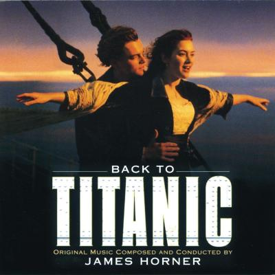 Back To Titanic Soundtrack CD. Back To Titanic Soundtrack