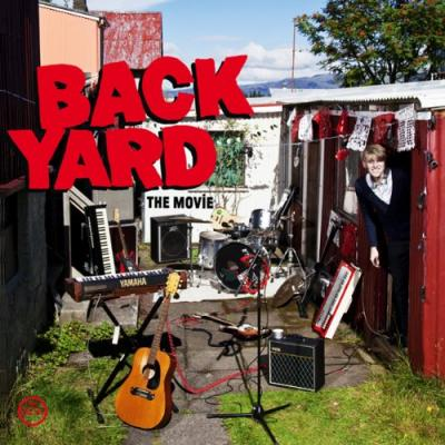 Backyard: The Movie Soundtrack CD. Backyard: The Movie Soundtrack