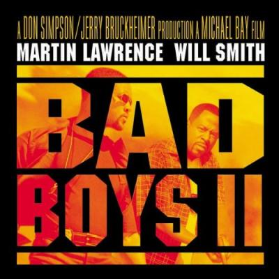 Bad Boys 2 Soundtrack CD. Bad Boys 2 Soundtrack