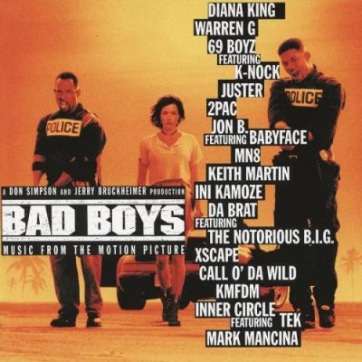 Bad Boys Soundtrack CD. Bad Boys Soundtrack