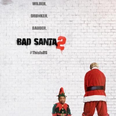 Bad Santa 2 Soundtrack CD. Bad Santa 2 Soundtrack