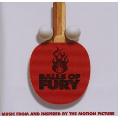 Balls of Fury Soundtrack CD. Balls of Fury Soundtrack