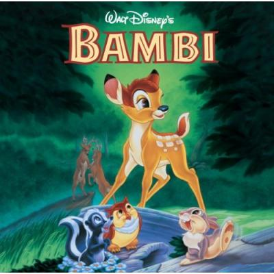 Bambi Soundtrack CD. Bambi Soundtrack