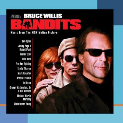 Bandits Soundtrack CD. Bandits Soundtrack