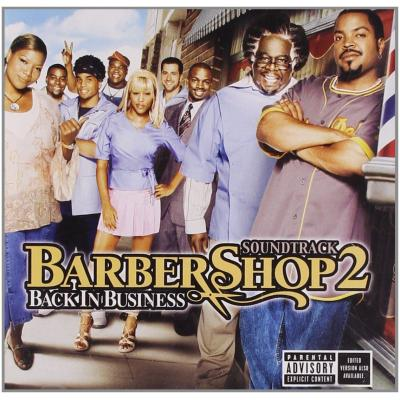 Barbershop 2: Back in Business Soundtrack CD. Barbershop 2: Back in Business Soundtrack