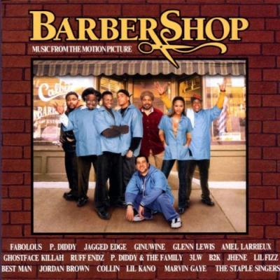 Barbershop Soundtrack CD. Barbershop Soundtrack