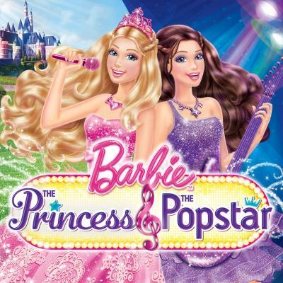 Barbie Princess & The Popstar Soundtrack CD. Barbie Princess & The Popstar Soundtrack