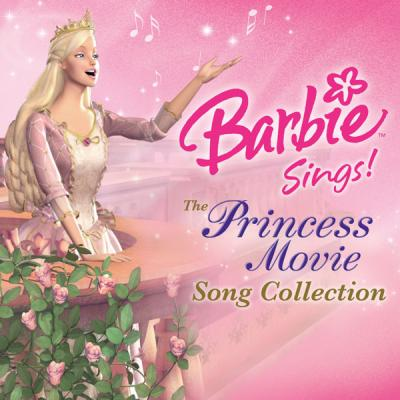 Barbie Sings! The Princess Movie Collection Soundtrack CD. Barbie Sings! The Princess Movie Collection Soundtrack