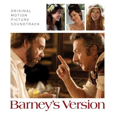 Barney's Version Soundtrack CD. Barney's Version Soundtrack