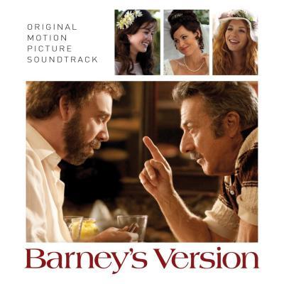 Barney's Version Soundtrack CD. Barney's Version Soundtrack
