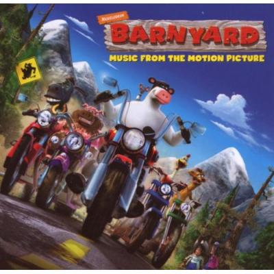 Barnyard Soundtrack CD. Barnyard Soundtrack