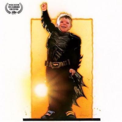 Batkid Begins Soundtrack CD. Batkid Begins Soundtrack