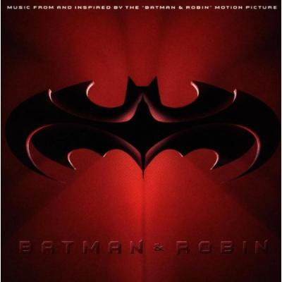 Batman and Robin Soundtrack CD. Batman and Robin Soundtrack