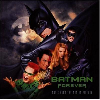 Batman Forever Soundtrack CD. Batman Forever Soundtrack