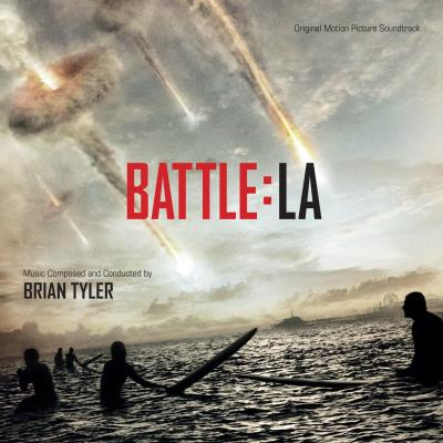 Battle: Los Angeles Soundtrack CD. Battle: Los Angeles Soundtrack