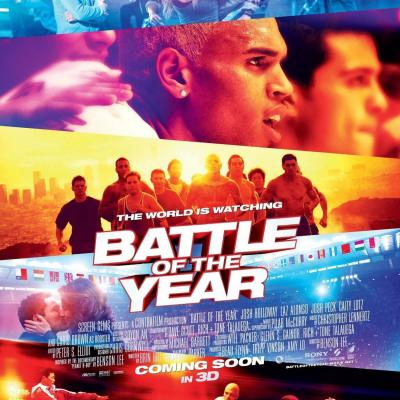 Battle of the Year Soundtrack CD. Battle of the Year Soundtrack