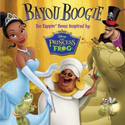 Bayou Boogie: Inspired By Princess & Frog Soundtrack CD. Bayou Boogie: Inspired By Princess & Frog Soundtrack