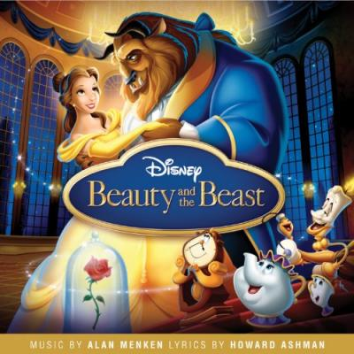 Beauty and the Beast  Soundtrack CD. Beauty and the Beast  Soundtrack