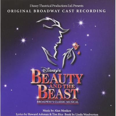 Beauty and the Beast Musical Soundtrack CD. Beauty and the Beast Musical Soundtrack
