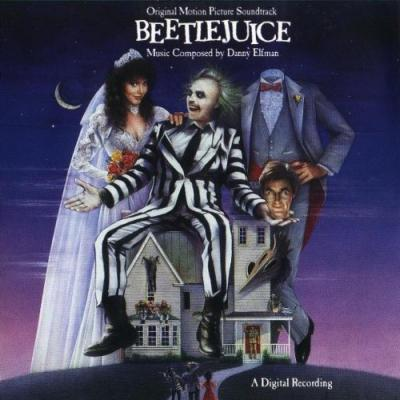 Beetlejuice Soundtrack CD. Beetlejuice Soundtrack