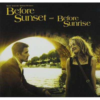Before Sunset Soundtrack CD. Before Sunset Soundtrack
