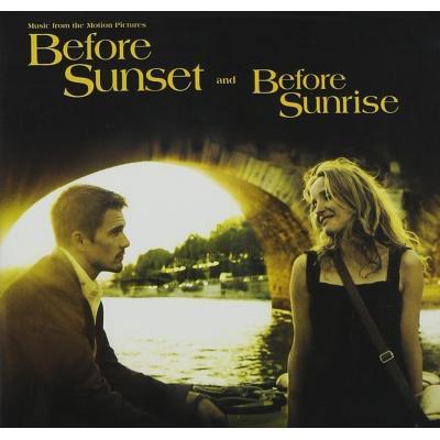 Before Sunset Soundtrack CD. Before Sunset Soundtrack