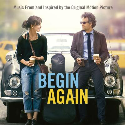 Begin Again Soundtrack CD. Begin Again Soundtrack
