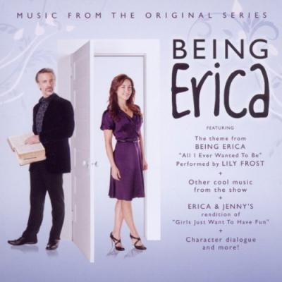 Being Erica Soundtrack CD. Being Erica Soundtrack