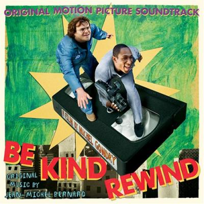 Be Kind Rewind Soundtrack CD. Be Kind Rewind Soundtrack