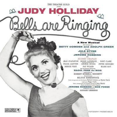 Bells are Ringing Soundtrack CD. Bells are Ringing Soundtrack Soundtrack lyrics