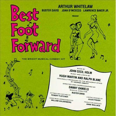 Best Foot Forward Soundtrack CD. Best Foot Forward Soundtrack