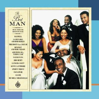 Best Man Soundtrack CD. Best Man Soundtrack