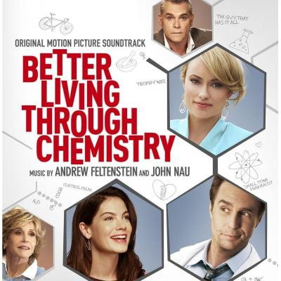 Better Living Through Chemistry Soundtrack CD. Better Living Through Chemistry Soundtrack
