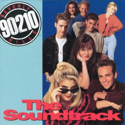 Beverly Hills 90210 Soundtrack CD. Beverly Hills 90210 Soundtrack