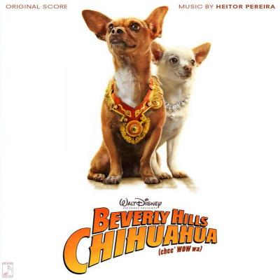 Beverly Hills Chihuahua Soundtrack CD. Beverly Hills Chihuahua Soundtrack
