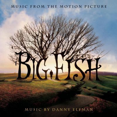 Big Fish Soundtrack CD. Big Fish Soundtrack