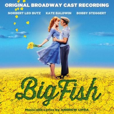 Big Fish The Musical Soundtrack CD. Big Fish The Musical Soundtrack