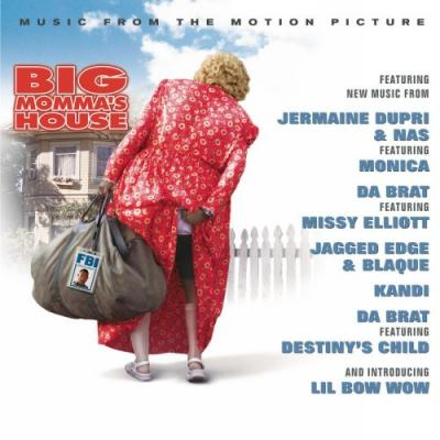 Big Momma's House Soundtrack CD. Big Momma's House Soundtrack