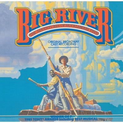 Big River Soundtrack CD. Big River Soundtrack