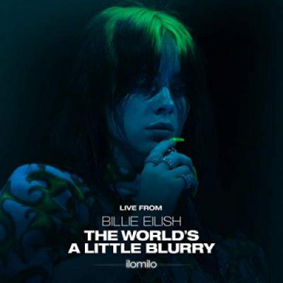 Billie Eilish: The World's A Little Blurry Soundtrack CD. Billie Eilish: The World's A Little Blurry Soundtrack