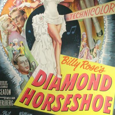 Billy Rose's Diamond Horseshoe Soundtrack CD. Billy Rose's Diamond Horseshoe Soundtrack
