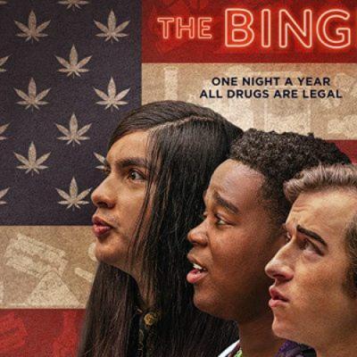 Binge Soundtrack CD. Binge Soundtrack