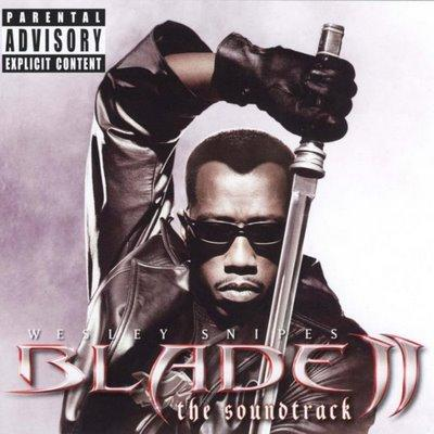 Blade 2 Soundtrack CD. Blade 2 Soundtrack