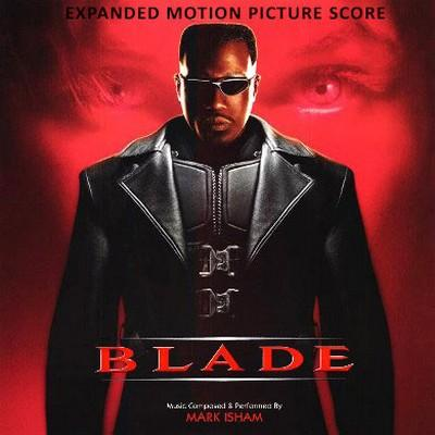 Blade Soundtrack CD. Blade Soundtrack