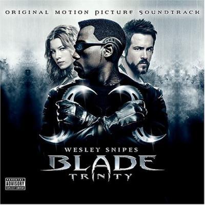 Blade Trinity Soundtrack CD. Blade Trinity Soundtrack